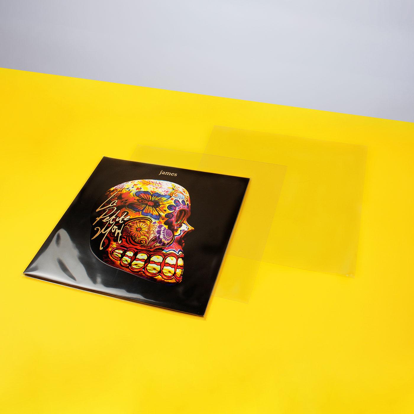 Schallplatten-Cover-Hülle