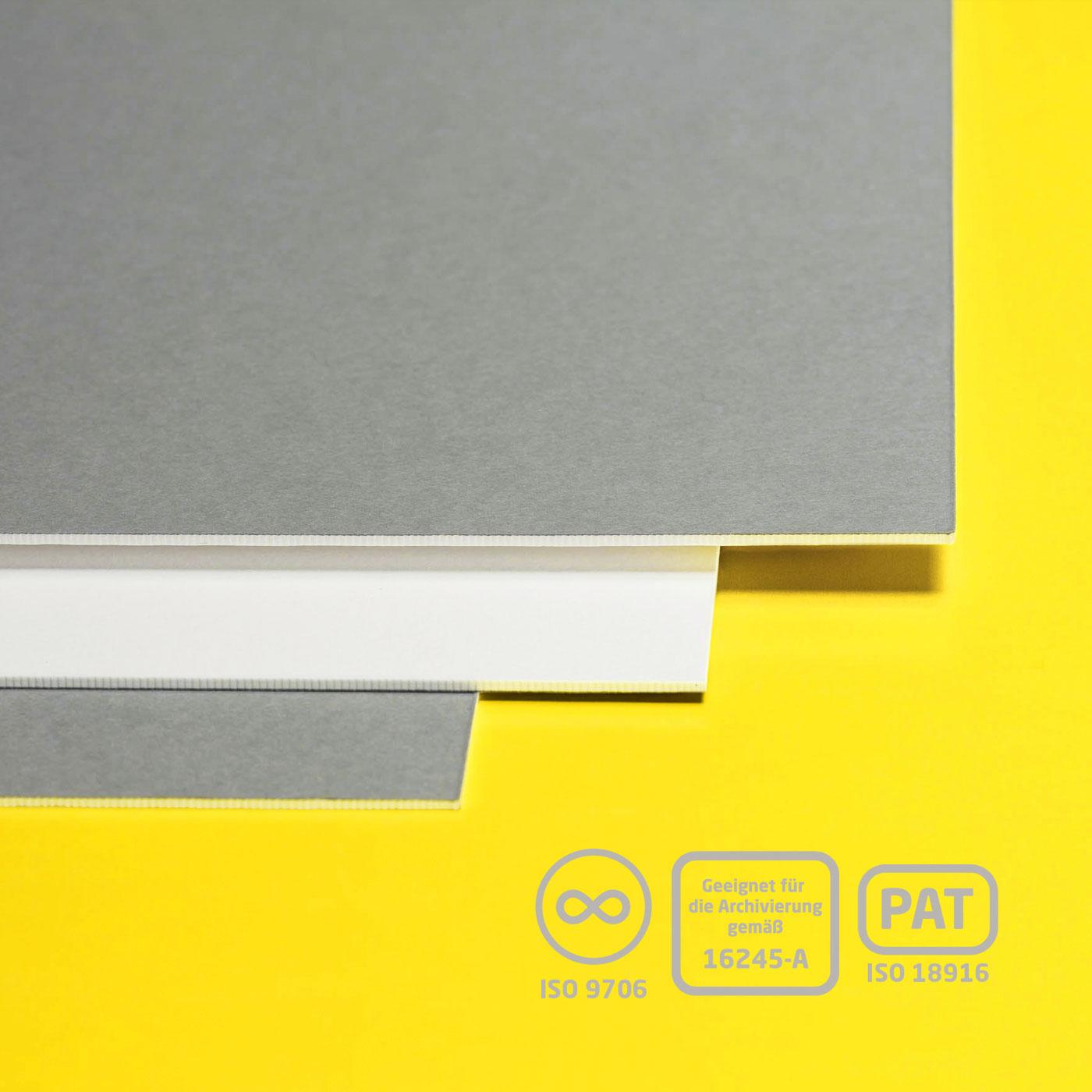 Bogenware Vollpappe - 1.3 mm