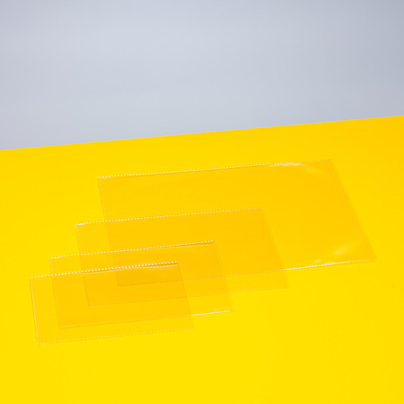 Fototasche aus Polypropylen