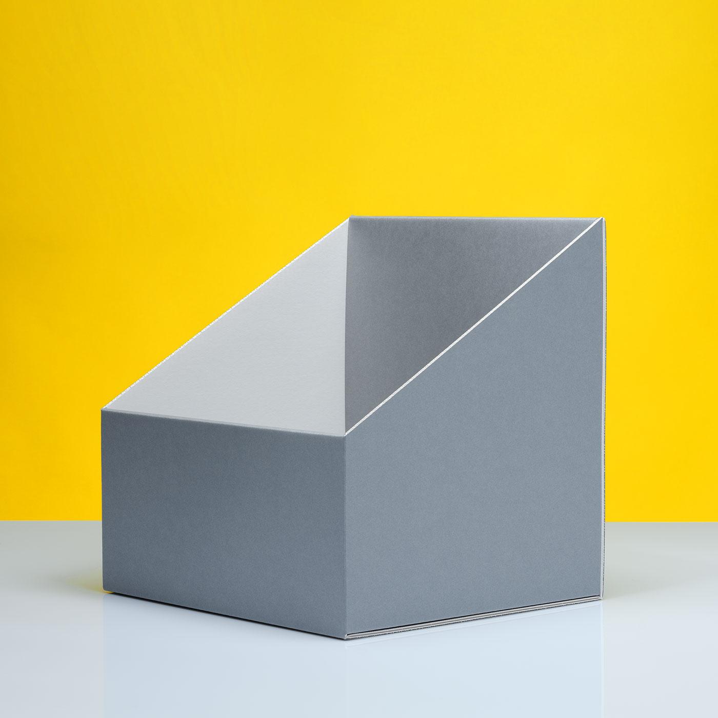 LP- und Single-Schallplattenbox