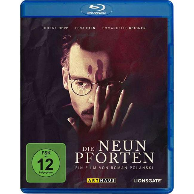 Die neun Pforten (Blu-ray)