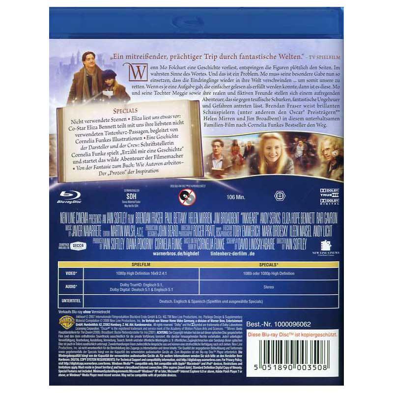 Tintenherz (Blu-ray)
