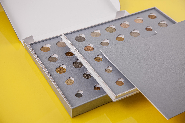 Münzverpackung
