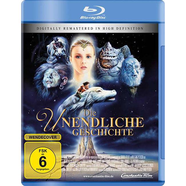Die unendliche Geschichte (Blu-ray)