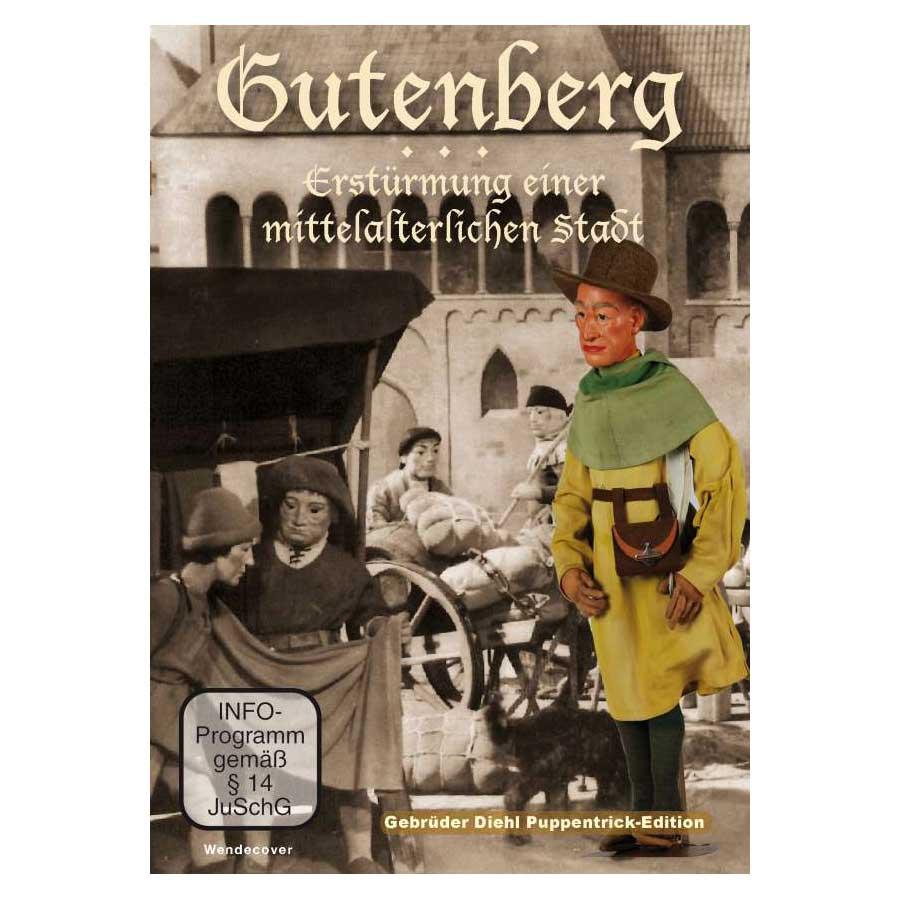 Gutenberg - Erstürmung einer mittelalterlichen Stadt